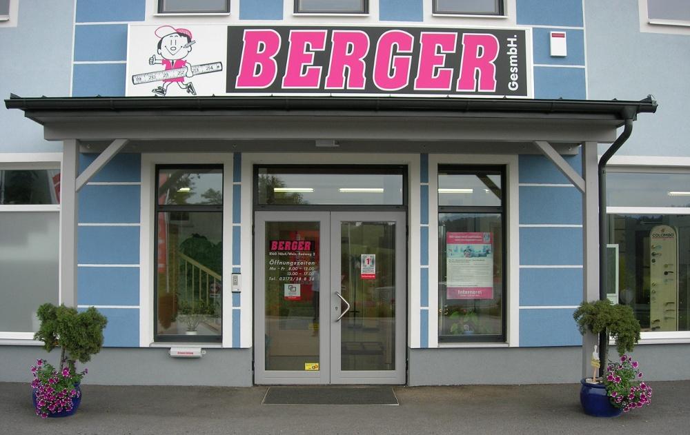 Berger fenster